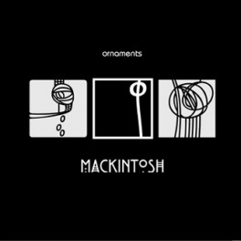 MODEL MACKINTOSH ORNAMENTS
